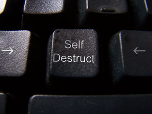 Server-Self-Destruct